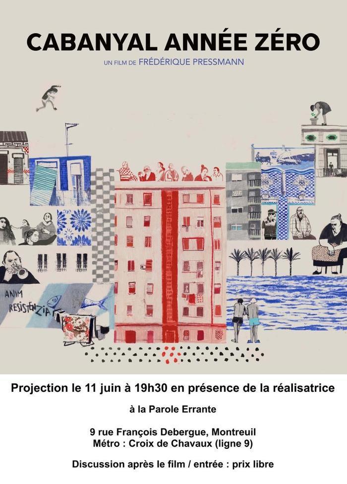 projection/débat en présence de la réalisatrice Frédérique Pressmann