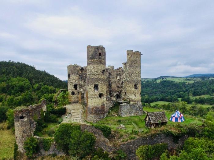 Journées du patrimoine 2020 - Visite guidée du Château de Domeyrat