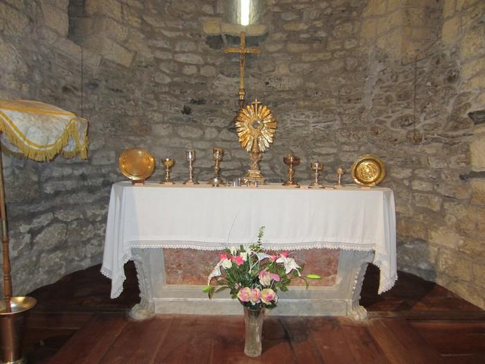 Journées du patrimoine 2020 - Exposition d'objets liturgiques des XVIIIe, XIXe, XXe siècles