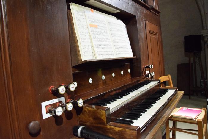 Journées du patrimoine 2020 - À la découverte de l'église de La Crèche