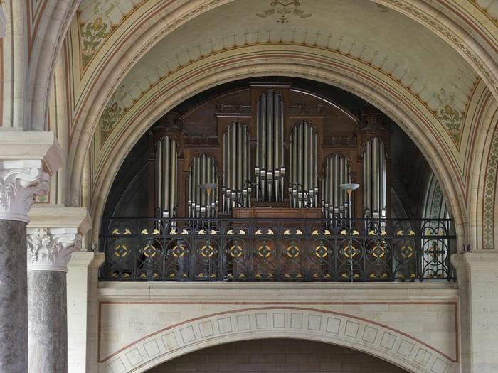 Journées du patrimoine 2019 - Concert d'orgue à Châlons-en-Champagne