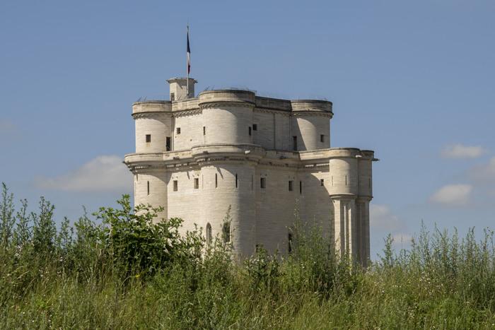 Journées du patrimoine 2020 - Visite libre du donjon du château de Vincennes