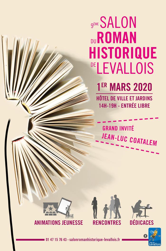 Dimanche 1er Mars, 33 Auteurs/es Jeunesse à la mairie de Levallois-Perret