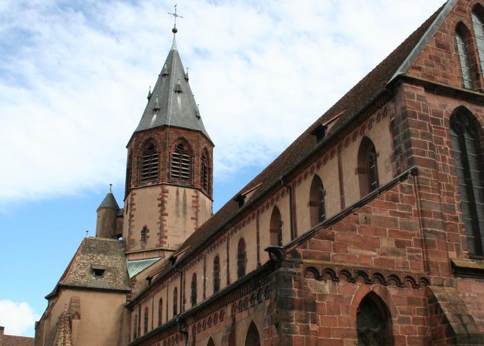 Journées du patrimoine 2020 - Visite libre de l'église Saint-Georges