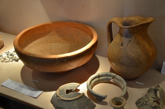Journées du patrimoine 2020 - Visite de la salle archéologique