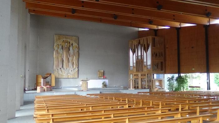 Journées du patrimoine 2020 - Visite libre de l'église Sainte-Bernadette