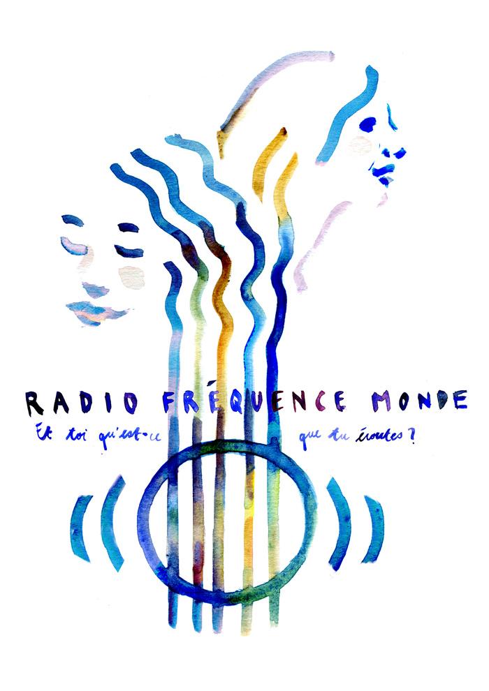 Nuit des musées 2019 -Nocturne de l'exposition Radio Fréquence Monde