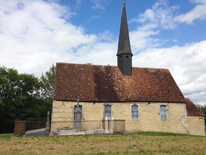 Journées du patrimoine 2019 - Visite libre de l'église familiale Saint-Paterne de Montrond