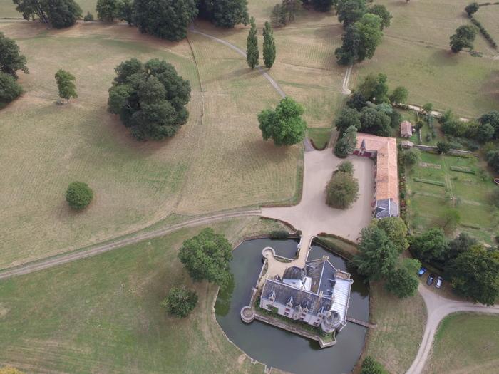 Journées du patrimoine 2020 - Découverte guidée du château et de son parc