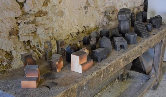 Journées du patrimoine 2019 - Sculptures de Bernard Thimonnier