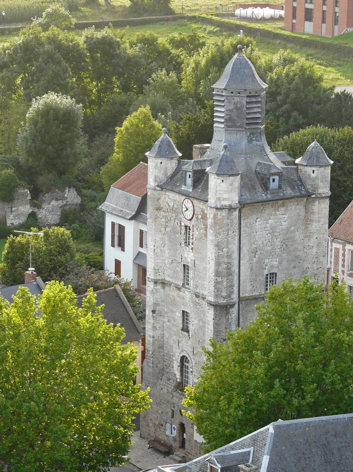 Journées du patrimoine 2020 - Visite guidée du Beffroi de Saint-Riquier