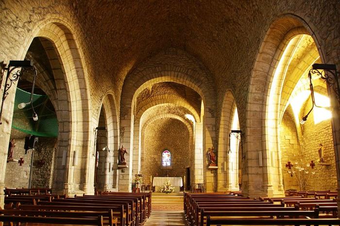 Journées du patrimoine 2020 - Visite libre de l'église de Sarrians (XIe - XVIIe)