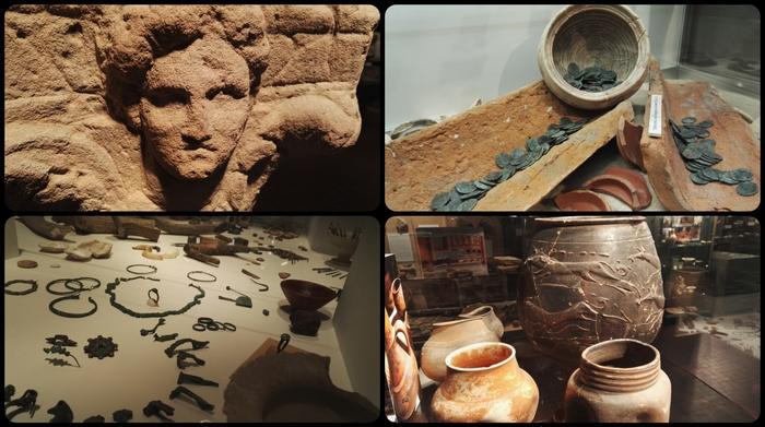 Nuit des musées 2019 -Visite du musée archéologique de Brumath et dégustations romaines