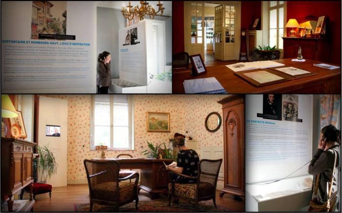 Journées du patrimoine 2019 - Portes ouvertes de l'Institut Théodore Gouvy