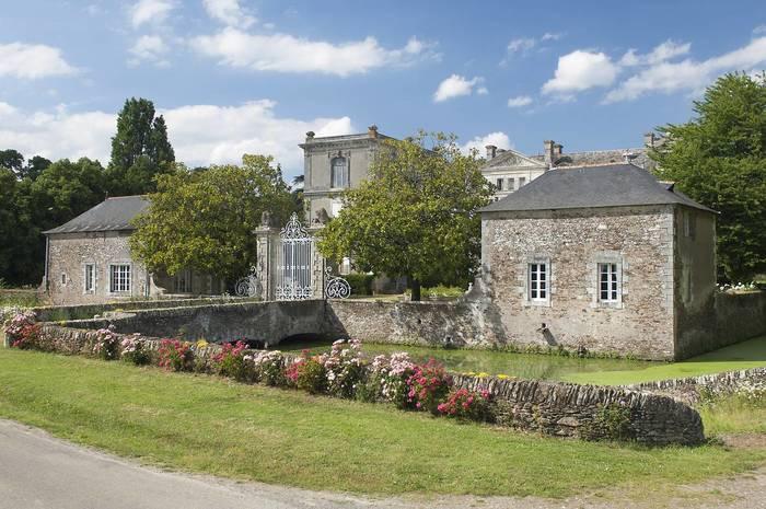 Journées du patrimoine 2019 - Visite libre des extérieurs du château et présentation des travaux de restauration