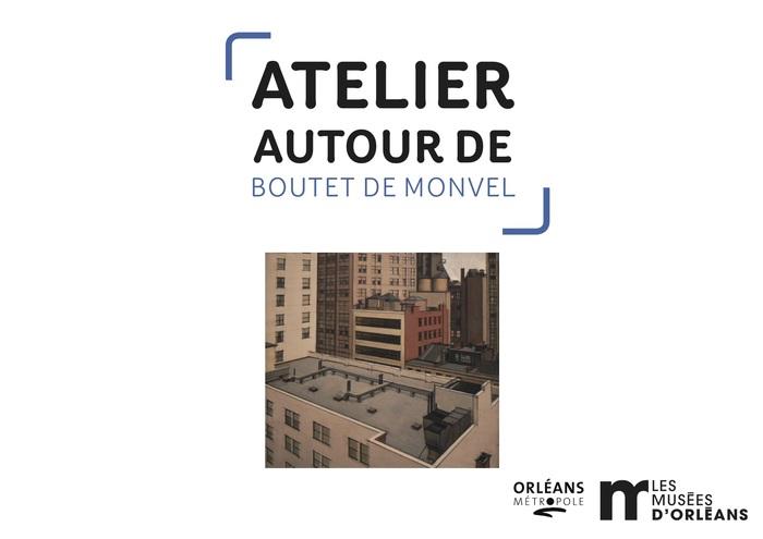 """Transforme et donne ta vision des """"Toits de New York"""" de l'artiste Bernard Boutet de Monvel !"""