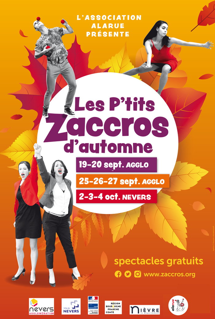 ALARUE présente Les P'tits Zaccros