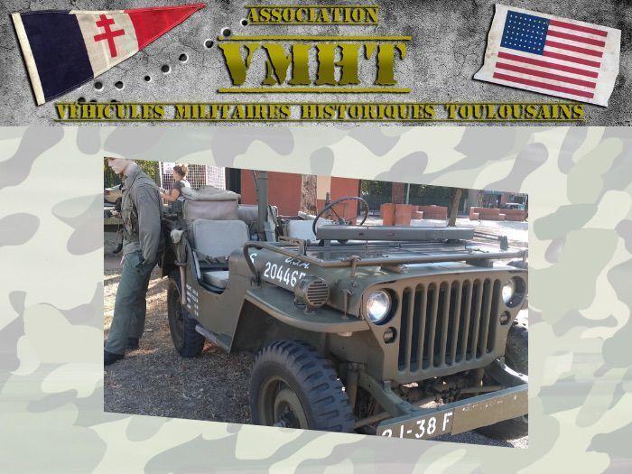 Musée vivant sur la seconde guerre mondiale.
