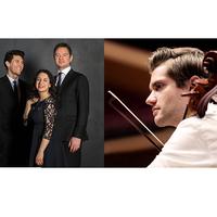 Quatuor Aviv & Lionel Cottet - COMPLET