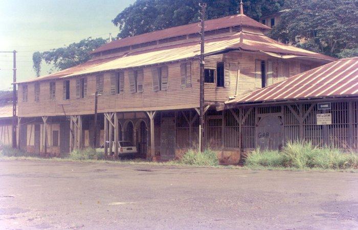 Journées du patrimoine 2019 - La direction des affaires culturelles, ancienne douane de Cayenne