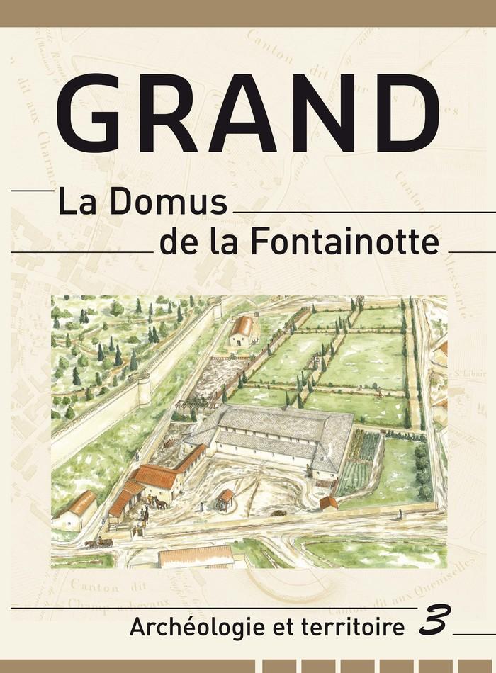 Journées du patrimoine 2019 - La domus de la Fontainotte