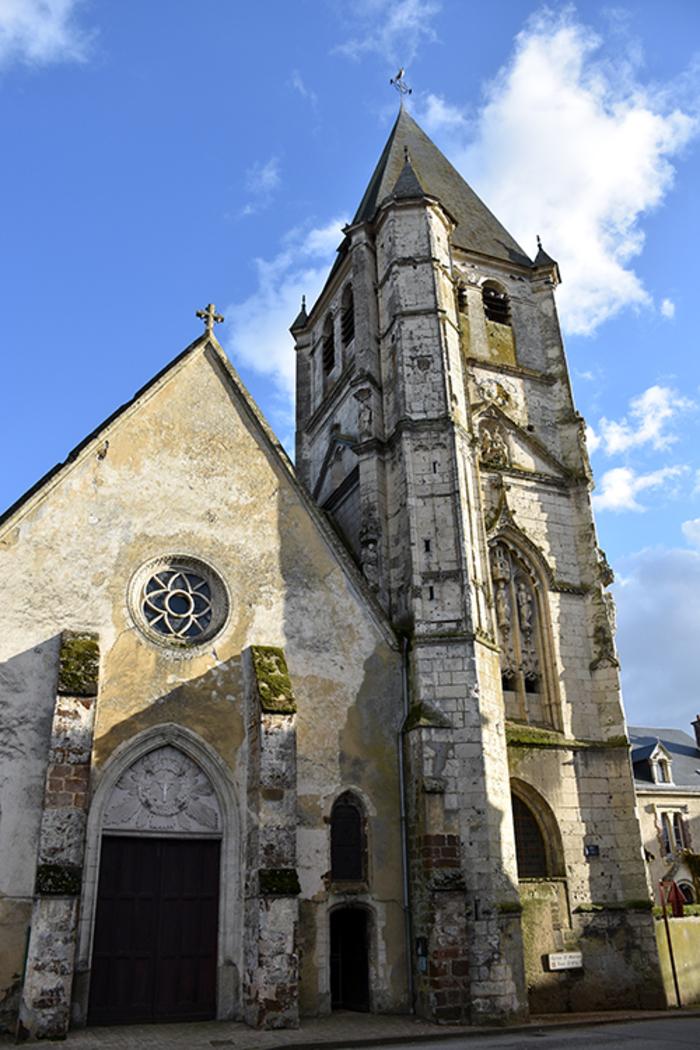 Journées du patrimoine 2019 - Visite libre de l'église Saint-Martin