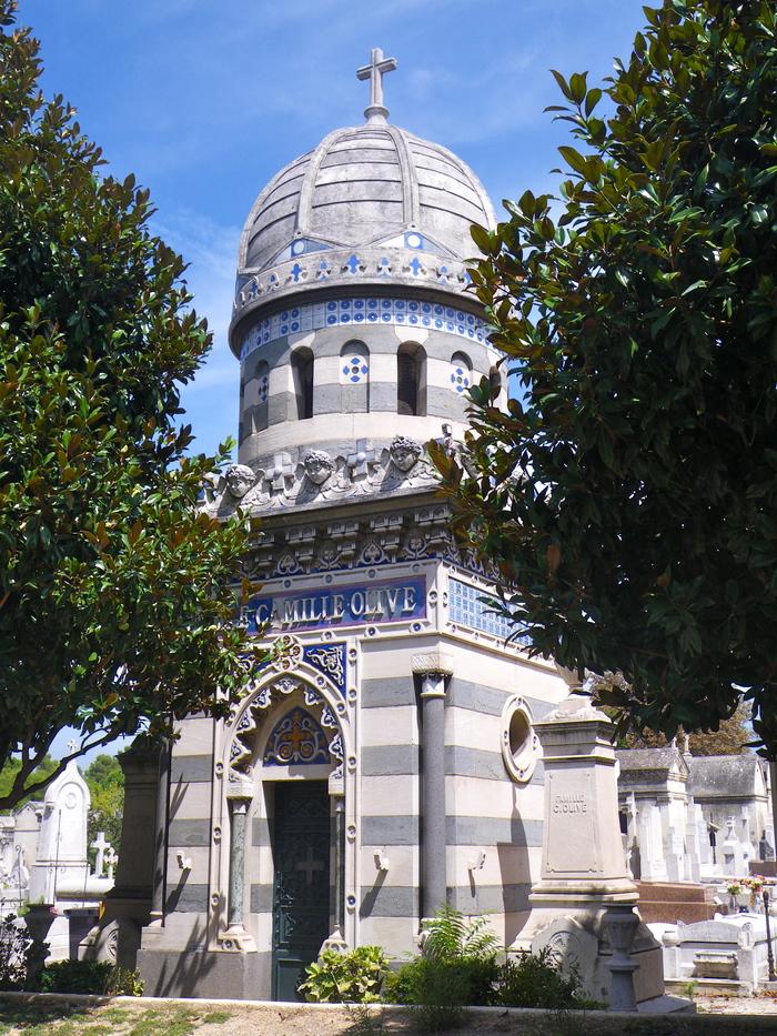 Journées du patrimoine 2020 - Annulé   Visite guidée du cimetière Saint-Pierre
