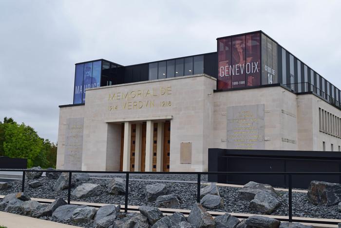 Journées du patrimoine 2020 - Visite libre au Mémorial de Verdun