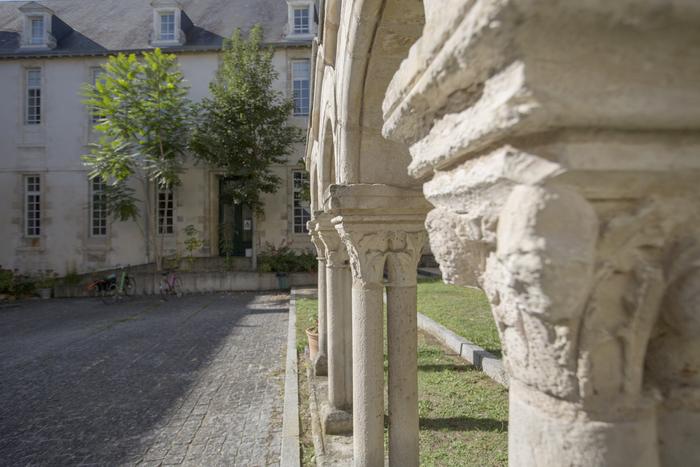 Journées du patrimoine 2020 - Visite de la cour de la faculté de droit