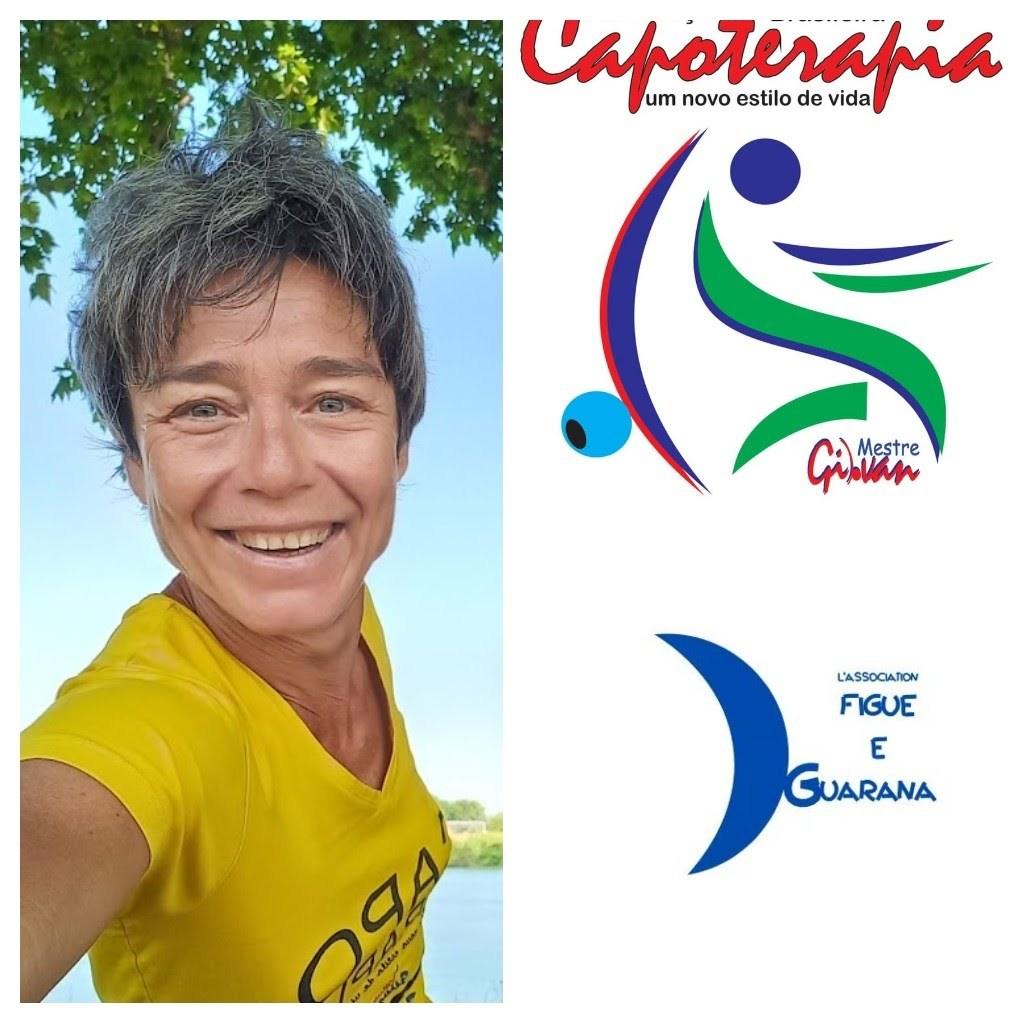 l'ingrédient brésilien de bien-être saupoudré de l'énergie française de Camille dite Guarana. Ou comment mobiliser le corps et l'esprit de façon ludique au son de bérimbau