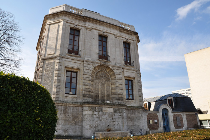 Journées du patrimoine 2020 - Visite libre du château d'eau
