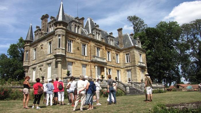 Journées du patrimoine 2019 - Visite libre du parc du château de Fresnois