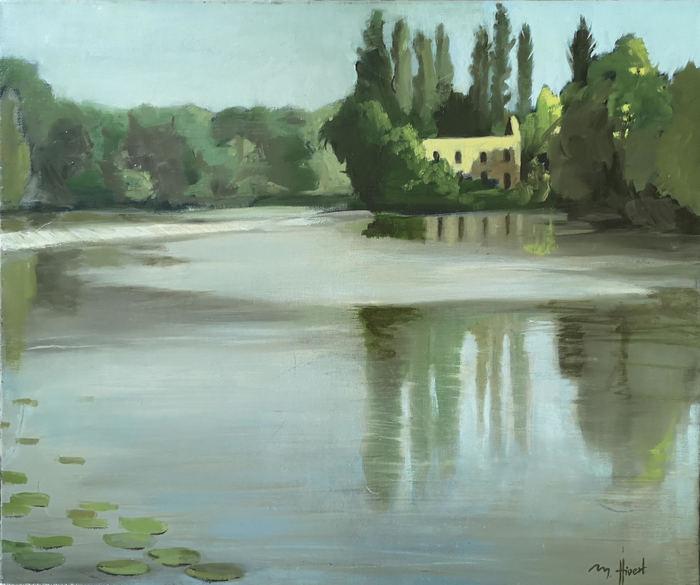 Journées du patrimoine 2020 - Exposition de peinture - Michel Hivert
