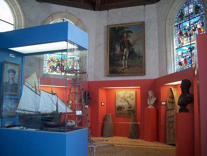 Journées du patrimoine 2020 - Visite libre du musée de la marine