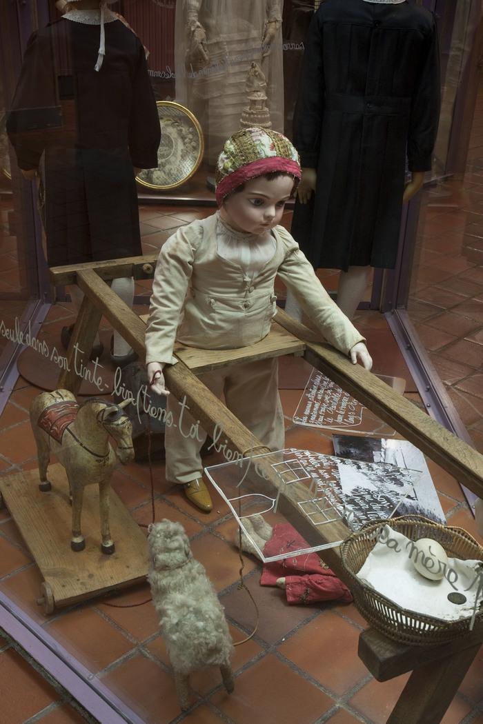 Journées du patrimoine 2020 - L'enfance au XIXe siècle