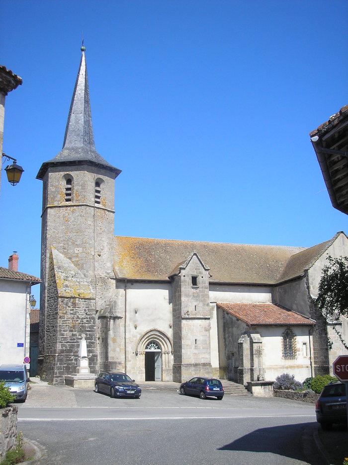 Journées du patrimoine 2019 - Visite libre de l'église de Flavignac