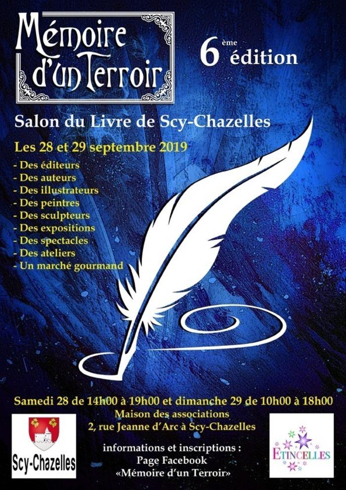 Salon du Livre Metz-Sud