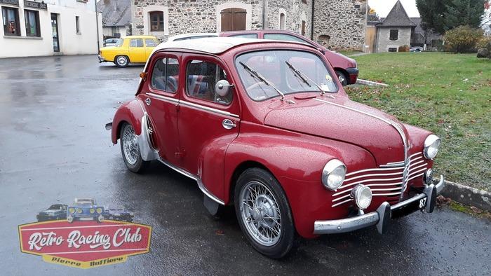 Journées du patrimoine 2020 - En voiture Simone ! Rassemblement de voitures anciennes