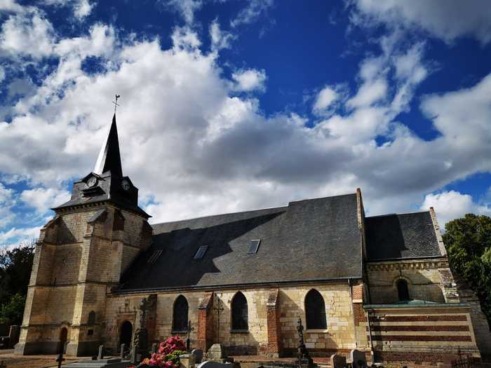 Journées du patrimoine 2020 - Visite libre et animation au sein de l'église Notre-Dame-de-l'Assomption
