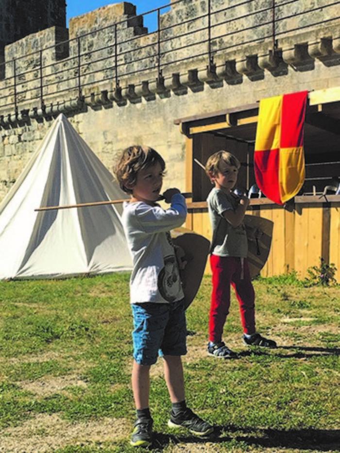 Journées du patrimoine 2019 - Journée historique médiévale