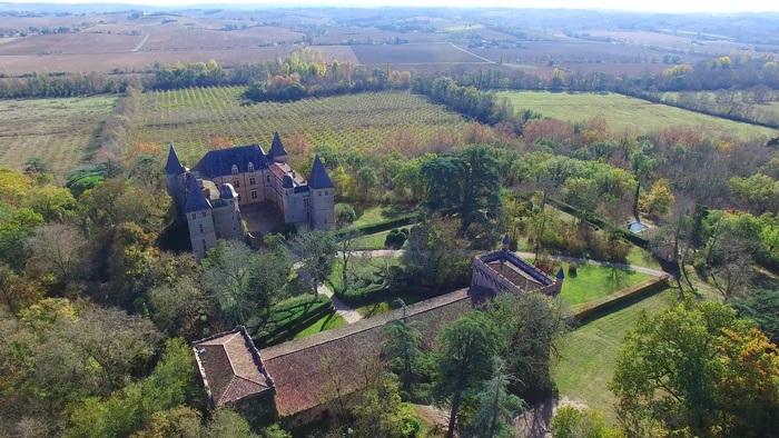 Journées du patrimoine 2019 - Visite guidée du château et de son parc