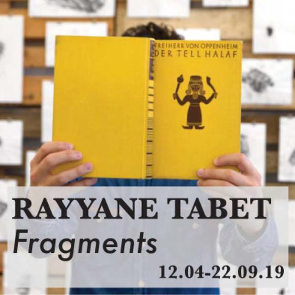 Nuit des musées 2019 -Lecture - Performance à haute voix d'un texte de Rayyane Tabet : exposition Fragments