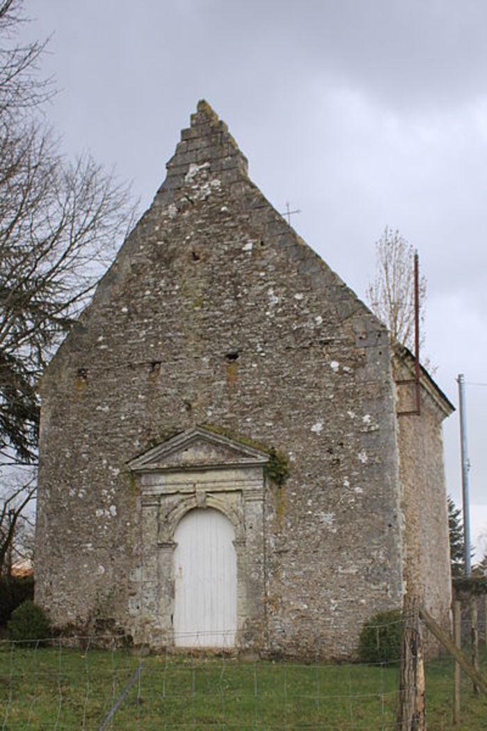 Journées du patrimoine 2020 - Visite de la chapelle de la Meslerie
