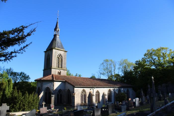 Journées du patrimoine 2019 - Visite de l'Eglise de Creuë