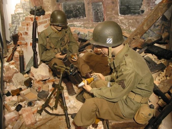 Journées du patrimoine 2019 - Musée Mémorial des Combats de la Poche de Colmar