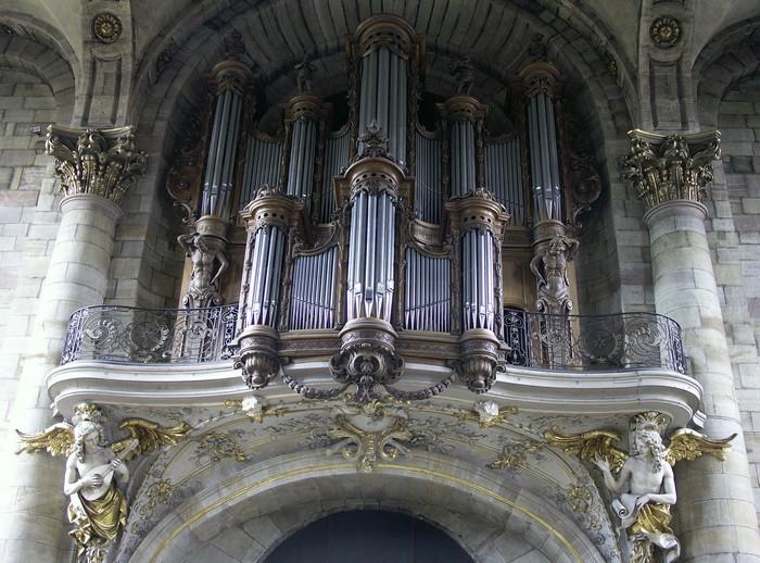 Journées du patrimoine 2020 - Concert d'orgues à l'Abbatiale Saint-Nabor