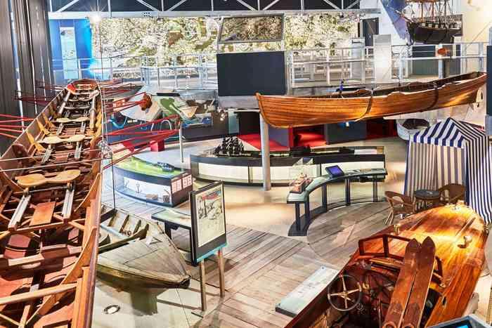 Journées du patrimoine 2020 - Visite libre du MuséoSeine