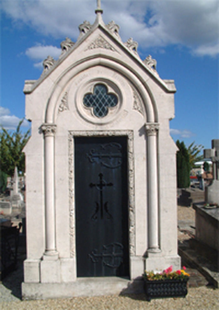 Journées du patrimoine 2020 - Visite commentée du cimetière