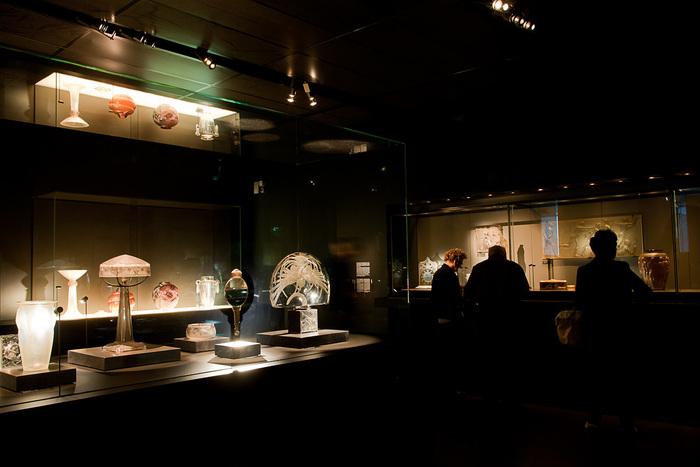 Journées du patrimoine 2020 - Visite libre des collections permanentes du musée Lalique