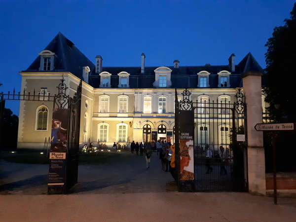 Nuit des musées 2019 -
